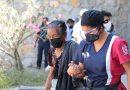 Estudiantes de la UAGro participan en plan de vacunación contra Covid-19.