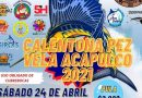 Promueven torneo de pesca para reactivar turismo en Acapulco.