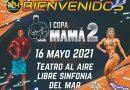 """Todo listo para la copa """"Mamá-2"""" de físicoconstructivismo y fitness en Acapulco."""