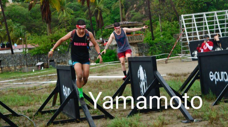 Atletas espartanos desafían a tormenta Dolores en Acapulco.
