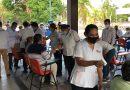Participa la UAGro en vacunación contra el Covid-19 en Costa Grande.