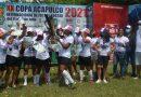 Águilas UAGro, campeón femenil de la XX Copa Acapulco.