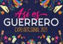 """UAGro participa en exposición artesanal """"Así es Guerrero""""."""