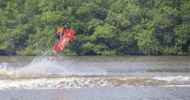 Concluye campeonato nacional de Wakeboard en Acapulco.